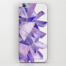 Amethyst Watercolor iPhone & iPod Skin