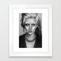 + SEA OF SORROW + Framed Art Print
