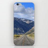 Hills Ahead iPhone & iPod Skin