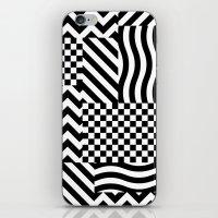 Dazzle 01 iPhone & iPod Skin