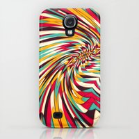 Galaxy S4 Cases featuring Vanishing Point by Danny Ivan