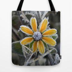 frozen smile Tote Bag