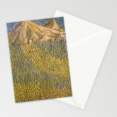 Erebor, The Lonely Mountain Stationery Cards
