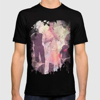 Dexter TV Series Mens Fitted Tee Black SMALL