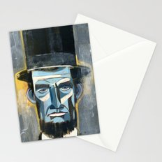 Lincoln  Stationery Cards