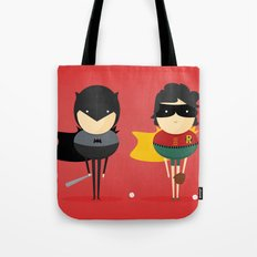 Heroes & super friends! Tote Bag