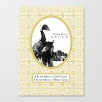 The Mother of All Fairytales Canvas Print