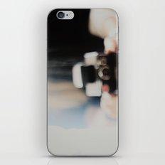 polaroid. iPhone & iPod Skin
