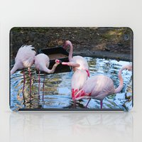 Just a little Kiss iPad Case