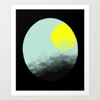 Nights Art Print