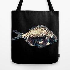 Fairytale Fish Glowing Version Tote Bag
