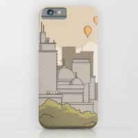 Moore's Big City iPhone 6 Slim Case