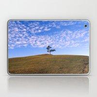 Tree on the island of Olkhon Laptop & iPad Skin