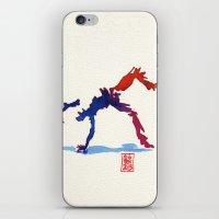 Capoeira 357 iPhone & iPod Skin