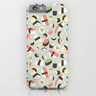 Yummy Sushi! iPhone 6 Slim Case