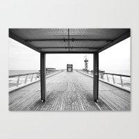 Scheveningen Canvas Print