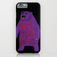 iPhone & iPod Case featuring Arise and Devour Much Flesh by Chris Piascik