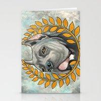 Cane Corso Dog Stationery Cards