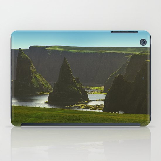 Sea Stacks at Duncansby Head iPad Case
