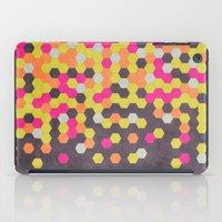 Honeycomb | Abyss iPad Case