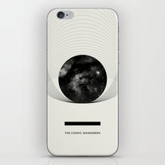 THE COSMIC WANDERERS  iPhone & iPod Skin