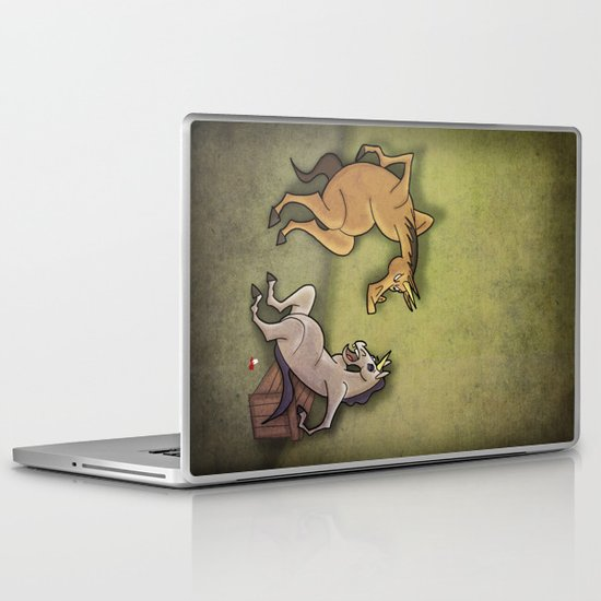 You do not talk about Unicorn Club. Laptop & iPad Skin