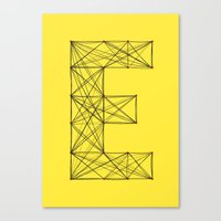 Ersilia Canvas Print