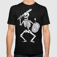 The Dead Cannot Die Mens Fitted Tee Tri-Black SMALL