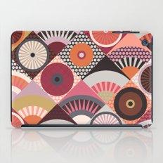 mountain berry iPad Case
