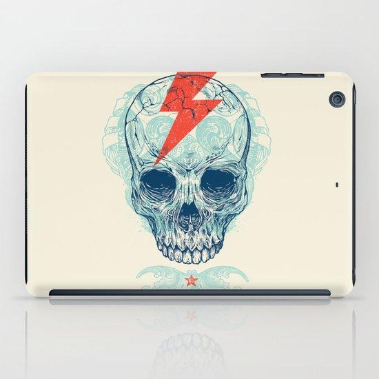 Skull Bolt iPad Case