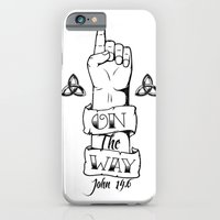 iPhone & iPod Case featuring One/On The Way by Siro Honório