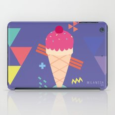 Ice Cream II iPad Case