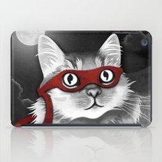 Mr. Meowgi iPad Case