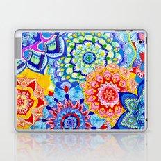 Summer Snowflakes  Laptop & iPad Skin