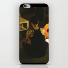 The Girl with the Dragon Tattoo: Lisbeth Salander iPhone & iPod Skin