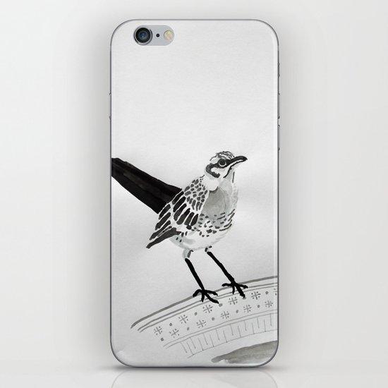 Birdie iPhone & iPod Skin