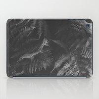 Colorless Fern iPad Case