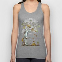 I Hear Music in Everything Unisex Tank Top