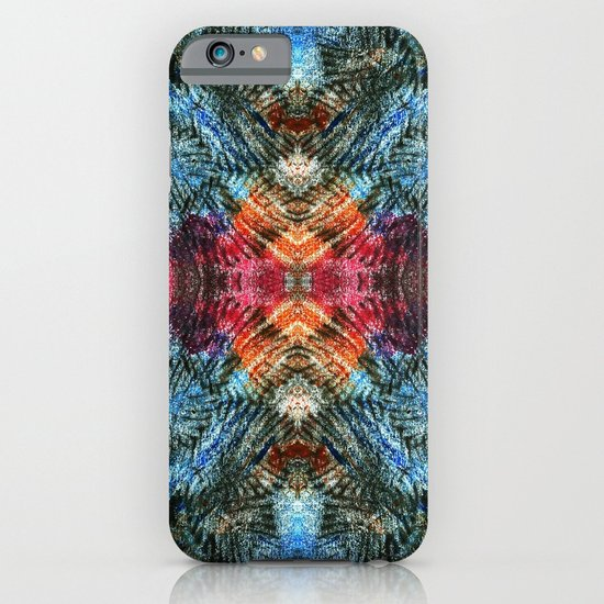 Oil Pastel Pattern iPhone & iPod Case