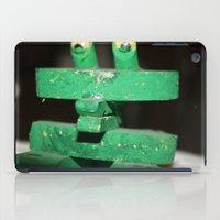 Clip Frog iPad Case
