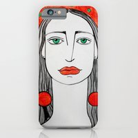 iPhone & iPod Case featuring Panama by Zina Kazantseva