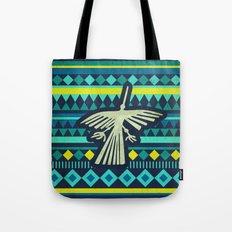 Nazca Condor Tote Bag