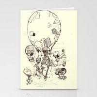 Stitchpunk Stationery Cards