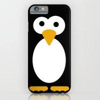 Minimal Penguin iPhone 6 Slim Case