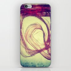 Gasping For Air iPhone & iPod Skin