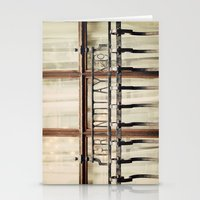 London Grille Stationery Cards