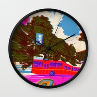 bring your love back in 7 days - Fortuna Series Wall Clock