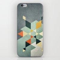 Shape_02 iPhone & iPod Skin