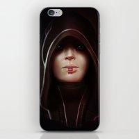Mass Effect: Kasumi Goto iPhone & iPod Skin