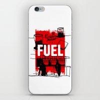 FUEL iPhone & iPod Skin